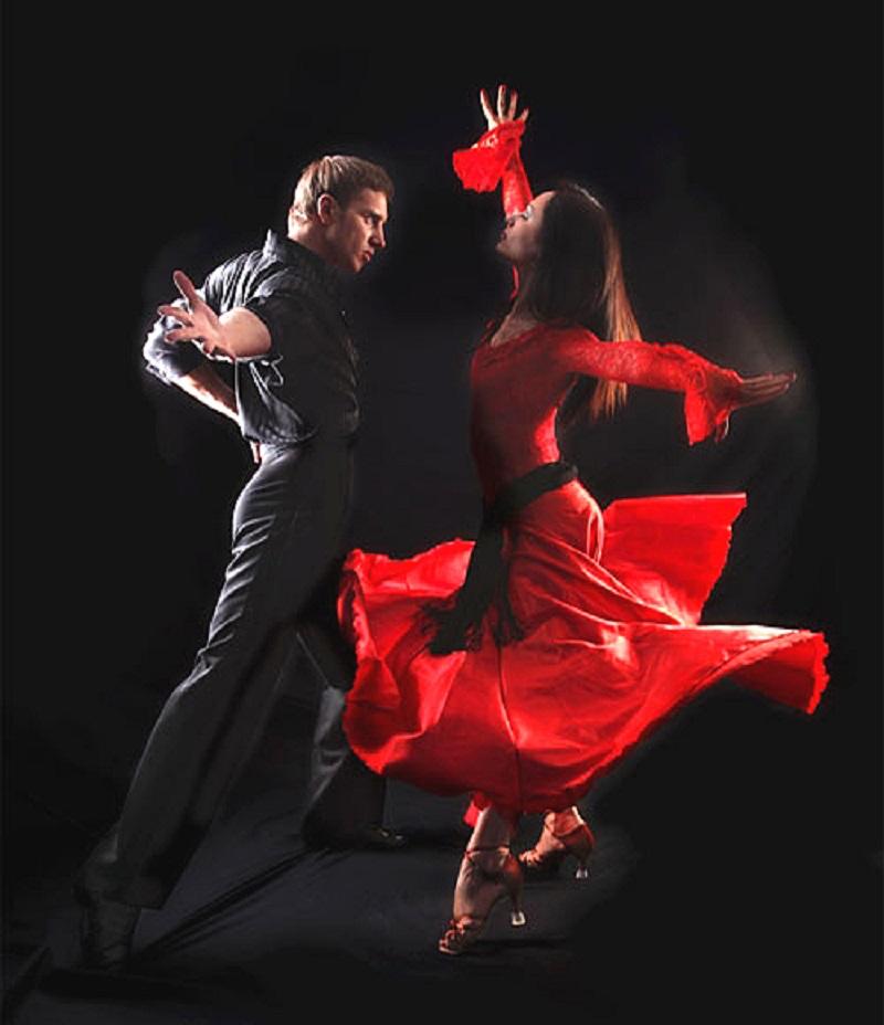Любовь танцы картинки