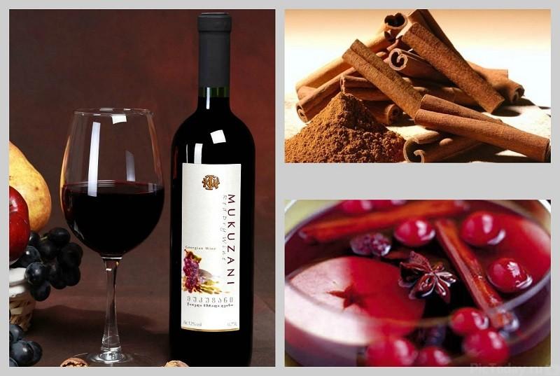 Как сделать глинтвейн из вина