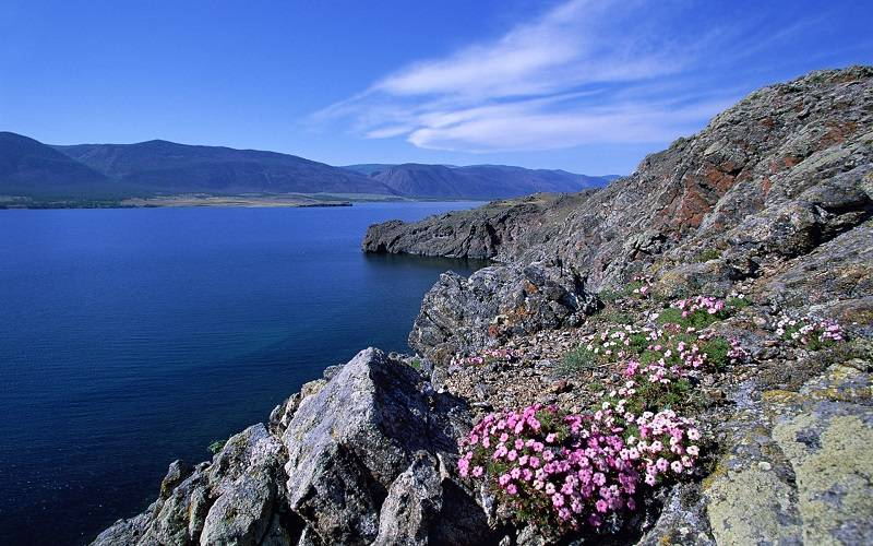 Озеро байкал скачать фото