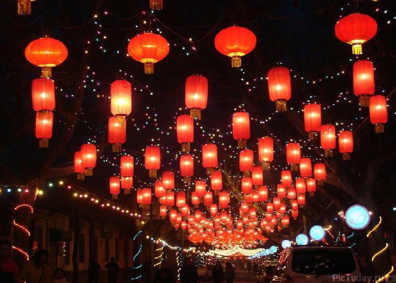 Кто отмечает восточный новый год